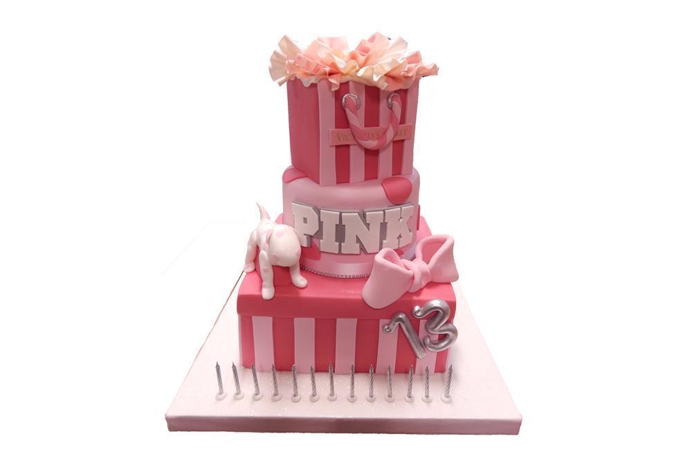 ddc313a6ff Victoria secrets birthday cake