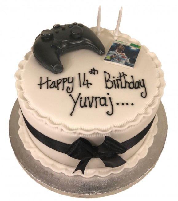 Strange Computer Game Birthday Cake Funny Birthday Cards Online Overcheapnameinfo